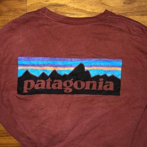 Lightly worn Unisex patagonia long sleeve